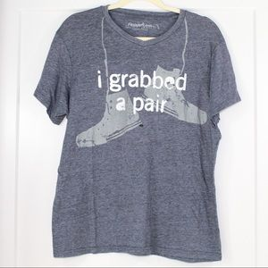 Finish Line grey tshirt